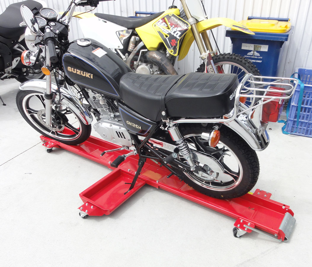 Motorcycle Dolly   570Kg Or 1250lbs.